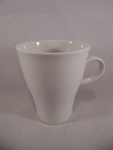 Kaffeetasse Arzberg Move weiss 6 x Becher mit Henkel Kaffeebecher Kaffeetopf Neu