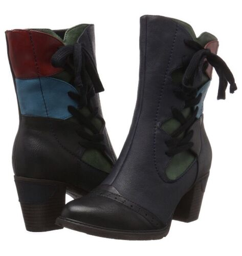 5 Women's 7 Boots Eu Uk 96063 Ankle 41 Rieker vwq4Xq