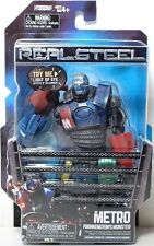 "Real Steel Wave 2 - 5"" METRO Frankenstein's Monster figure NIP Light up EFX"