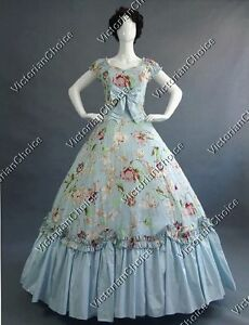 image is loading victorian belle princess alice in wonderland gown theater - Halloween Costumes Victorian