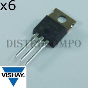 10PCS MOSFET Transistor IR//VISHAY TO-220 IRF840 IRF840PBF