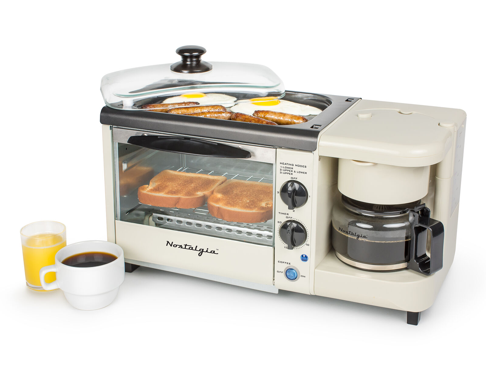 nostalgia electrics breakfast station for sale click here