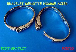 Cadeaux Détails Bracelet Sur Acier HommeMenotte tsrBCxdhQ