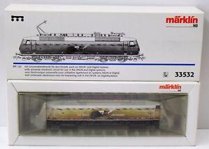 Marklin-h0-33532-ELOK-BR-120-Digital-Delta-les-chemins-de-fer-Relie-DB-Neuf-New