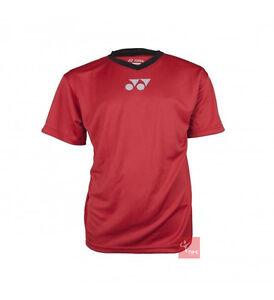 Dernière Yonex Badminton haut-Cool Sportswear Sport Chemise Sport Badminton Clothing UK