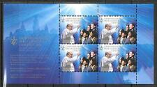Vatican 2016 Joint Issue with Poland World Youth Day Krakow MNH Mini Sheet