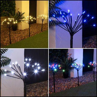 50cm 5 Pack Outdoor Sparkler Led Path Stake Lights