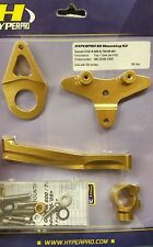HYPERPRO STEERING DAMPER MOUNT KIT ONLY- Suzuki GSXR600 and 750 2006 to 2007