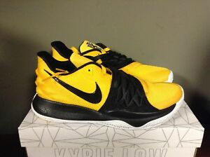 b995d926146 Nike Men s Kyrie Irving 1 Low AO8979-700 Amarillo Black NEW 2018