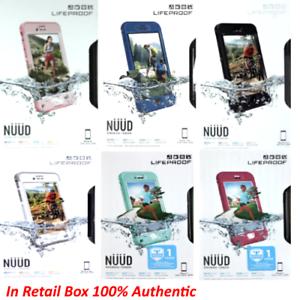 Original-LifeProof-Nuud-WaterProof-Case-For-iPhone-6s-6S-Plus-7-Plus-5C