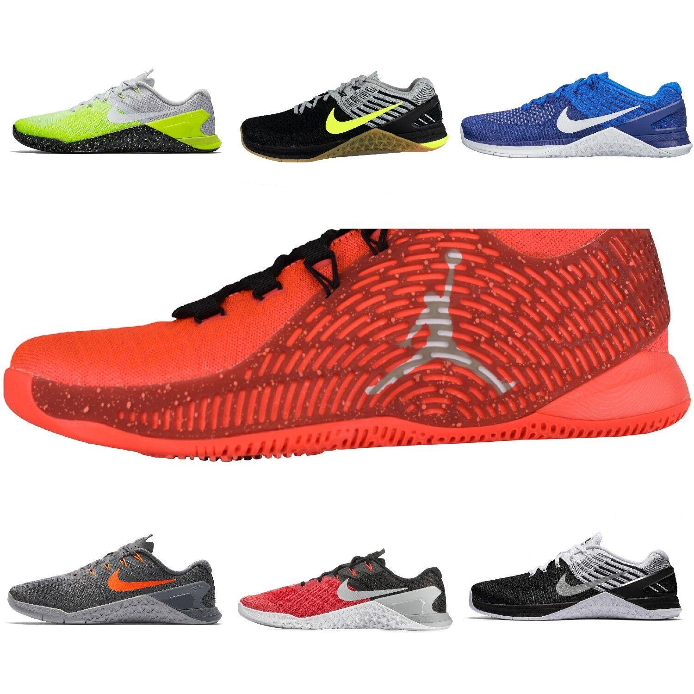 Nike Metcon 3 DSX Flyknit Laufschuh Sportschuh Turnschuh Sneaker Textil