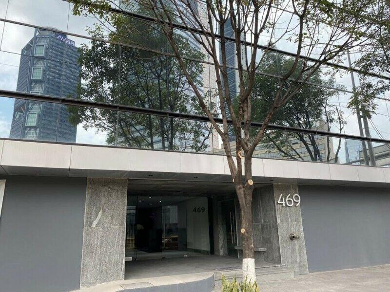 Oficinas en Renta en The Rook Offices, en Melchor Ocampo, CDMX,