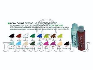 Cinecitta-Make-up-Body-Color-125ml-Cerone-Liquido-idrosolubile-Coprente