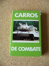 Spanish Carros de Combate Combat Tank collector card factory boxed set cards