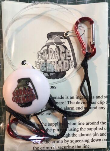 2x Garage Grenade Trip Wire alarm system Shed Alarm Garage BOOBY Trap Alarm