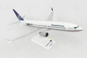 SKYMARKS-SKR1003-COPA-AIRLINES-737MAX9-1-130-SCALE-PLASTIC-SNAPFIT-MODEL