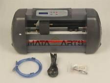 100 240v 375mm Sign Sticker Vinyl Cutter Sk 375t Cutting Plotter Machine