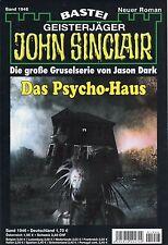 JOHN SINCLAIR ROMAN Nr. 1946 - Das Psycho-Haus - Jason Dark NEU