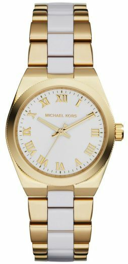34a94854a79 Michael Kors Channing Gold-tone Ladies Watch MK6122 for sale online ...