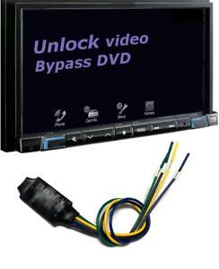 Details about 1 In Motion Video Brake Bypass For PIONEER AVH-180DVD  AVH-280BT AVH-X1800S AP102