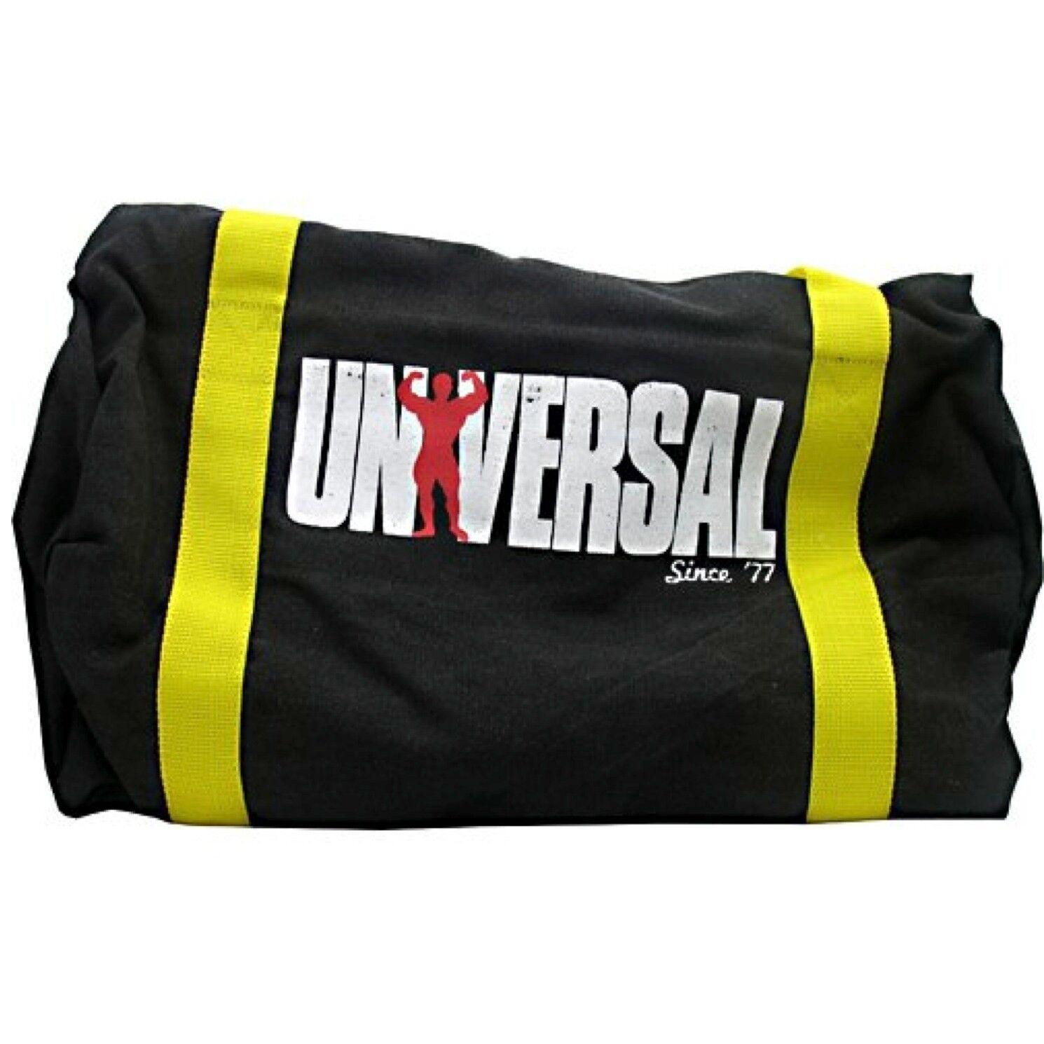 Universal Nutrition Large OverGrößed Animal Gym Bag Athletic Sports Supplies Bag Bag Supplies 21f7d8