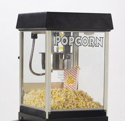 New Black Fun Pop 4 Oz Popcorn Popper Machine By Gold Medal Ebay