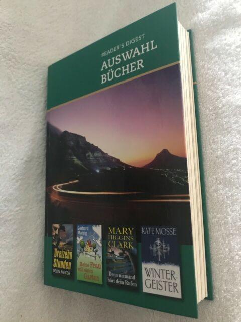 Reader's Digest - Auswahl Bücher 2011