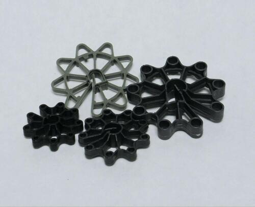 50x Ringabstandshalter Universal Bewehrung Abstandhalter PVC 20//6-10 mm Rädchen