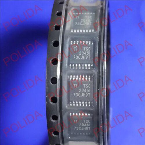 5PCS TOUCH SCRN CONTROLLER IC TSSOP-16 TSC2046IPW TSC2046IPWR TSC2046I TSC2046