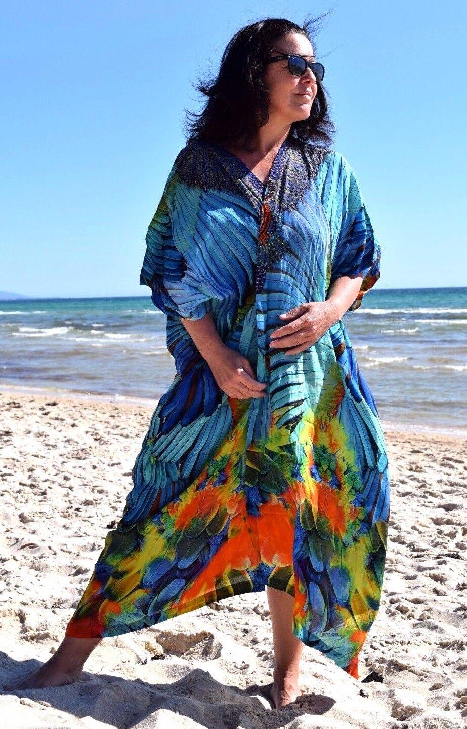 Pure Silk Jacket PLUS SZ 12 14 16 18 20 22 24 (OSFM) Cape   Dress natural NEW