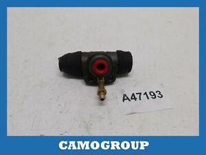 Cylinder Rear Brake Rear Wheel Brake Cylinder ATE VOLKSWAGEN Golf Jetta