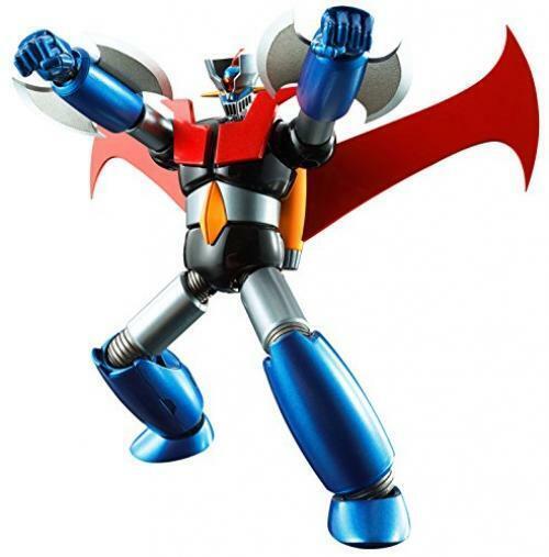 Nuevo Súper Robot Cogokin Mazinger Z Iron Cizalla Edición Figura 135mm 13.5cm