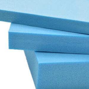 1Pc Foam Sheet Blue Thicken High Density DIY Craft Dollhouse Model Upholstery
