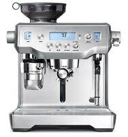Breville BES980 11 Cups Espresso Machine Coffee and Espresso Makers