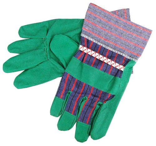 Robusto trabajo fácil guantes para el jardín y Taller Jardín guantes