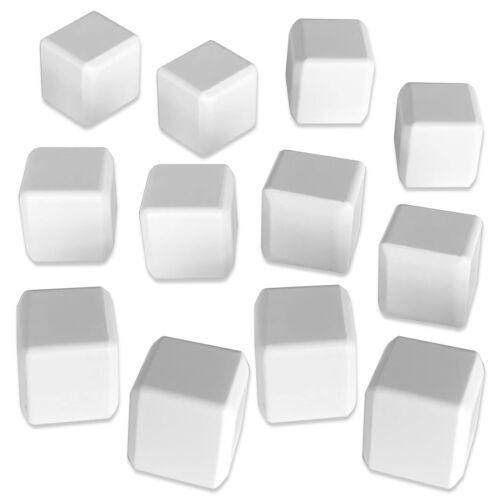 12 Pièces durée Glaçons Céramiquekühlsteine céramique Glaçons réutilisables
