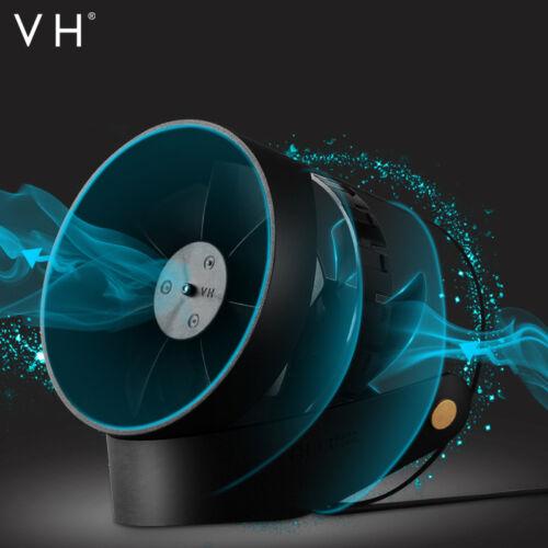 "Smart Sensor Touch NOU VH 4/"" Pivoting Mini Office Desk//Table Cooling Fan 220 v"