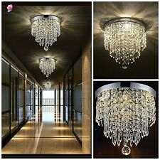 Lighting Modern Chandelier Crystal Ball Fixture Pendant Ceiling Lamp Home Light