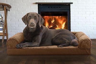 Big Dog Bed Sofa Large K9 Pet Warm Couch Orthopedic