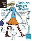 Fashion design studio: Learn to draw figures, fashion, hairstyles & more by Chris Hart (Paperback, 2014)