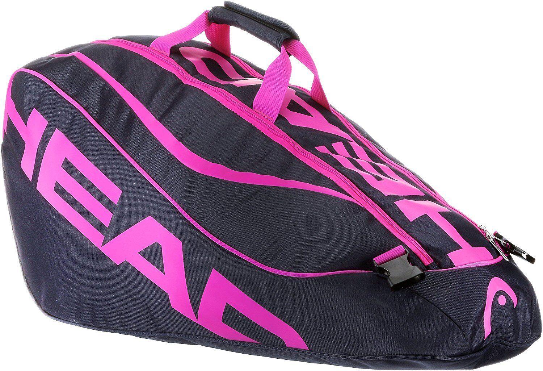 Head Team 9R Supercombi Navy Pink Tennistasche