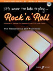 It's Never Too Late To Play Rock N' Roll: Piano Solo by Pam Wedgwood, Sam Wedgwood (Mixed media product, 2012)