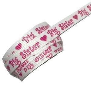 """3 yards Light pink Mouse head printed 1/"""" grosgrain ribbon by the yard DIY bow"""