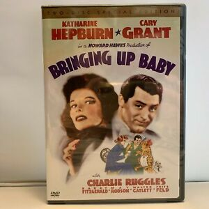 Bringing-Up-Baby-DVD-Region-1-Special-Edition-NEW-SEALED