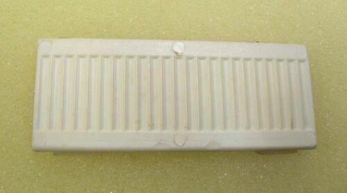 Dolls House White Stampato radiatore con Bastone PADS 1:16 70 x 18MM Confezione da 4