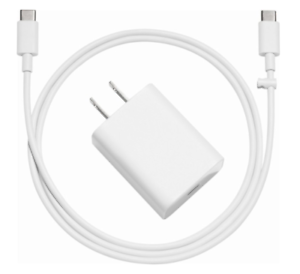 NEW-Genuine-Google-Pixel-1-2-3-A-C-Adapter-Charger-USB-C-to-C-Cable-Bundle