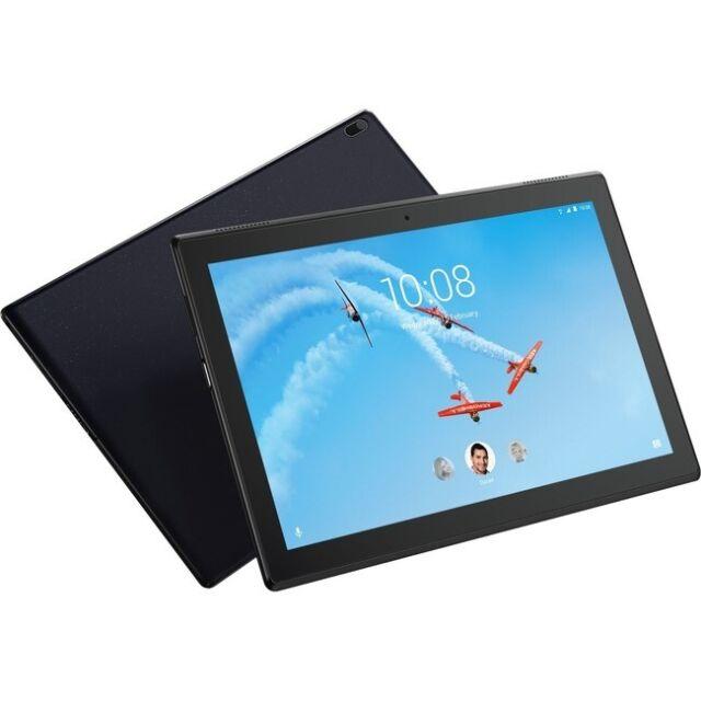 "Lenovo ZA2J0007US Tab 4 10.1"" Tablet Quad-Core 1.4GHz 16GB Android 7.1 - Black"