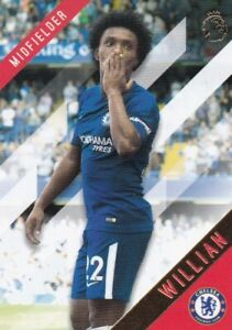 2017-18-Topps-Premier-League-or-Football-Cartes-a-Collectionner-35-Willian