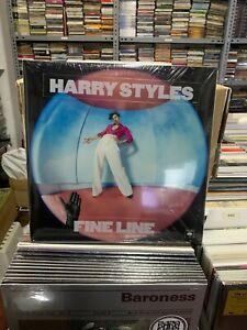 Harry Styles 2LP Europa Fine Line 2020 Klappcover Black Vinyl Versiegelt