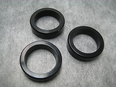 Fuel Injector Rail Lower Cushion Ring Seal for Nissan Pack of 4-16636-0Z800